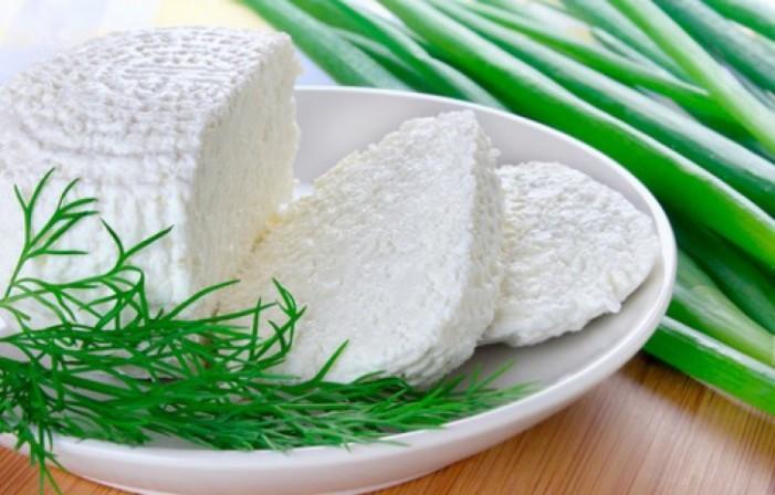 Dieta cu brânză de vaci