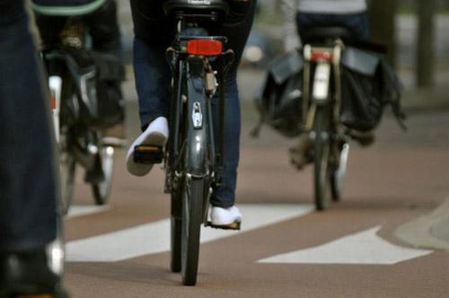 Marş ciclist între Satu Mare şi Csenger
