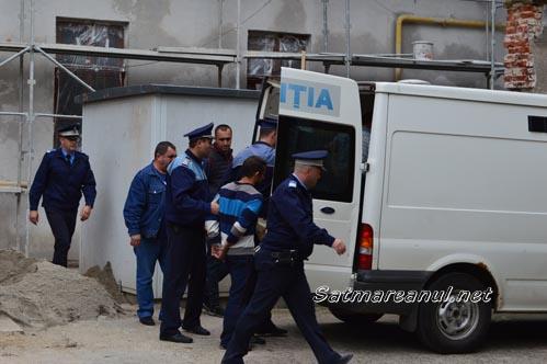 Ucigașii femeii din Micula au fost prinși (Foto)