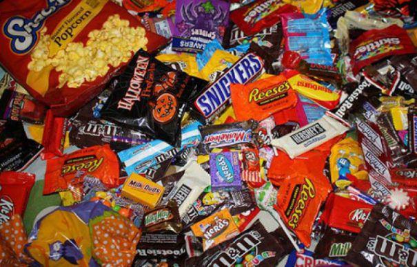 Bihorean prins la furat de dulciuri