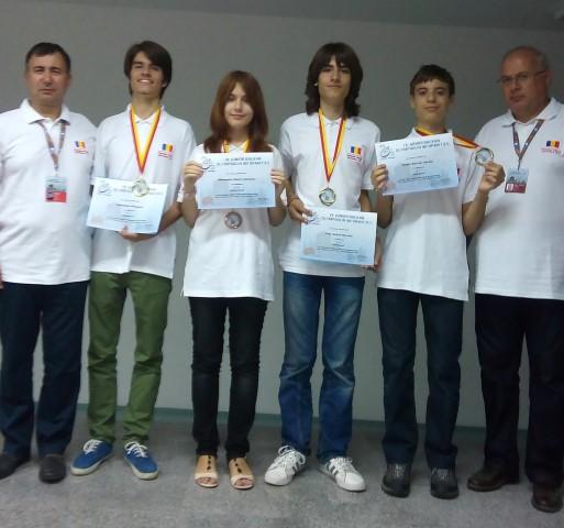 Patru medalii pentru România, la Olimpiada Balcanică de Informatică