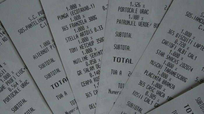 Loteria bonurilor fiscale pentru luna iulie va avea loc în 21 august