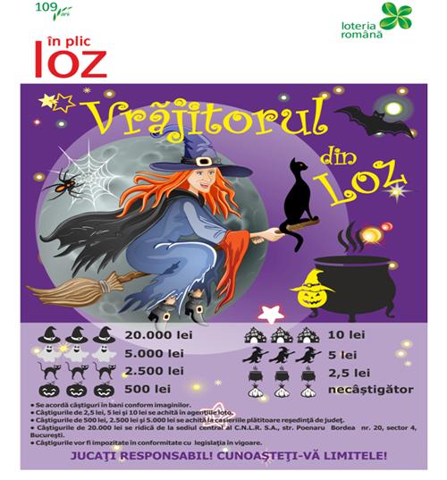 """""""Vrăjitorul din Loz"""" i-a adus unui sătmărean premiul de 20.000 lei"""