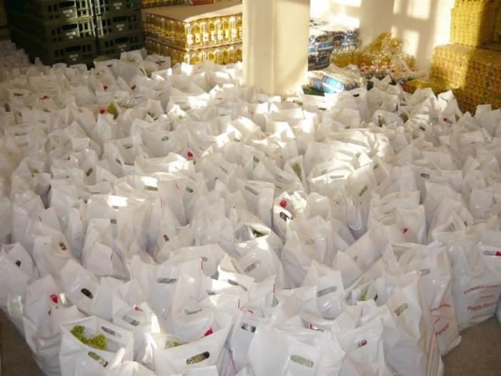 Peste 71.000 de pachete alimentare vor ajunge la persoanele defavorizate din Satu Mare