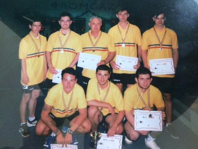 Prima etapă din Campionatul Național la popice tineret, proba pe echipe