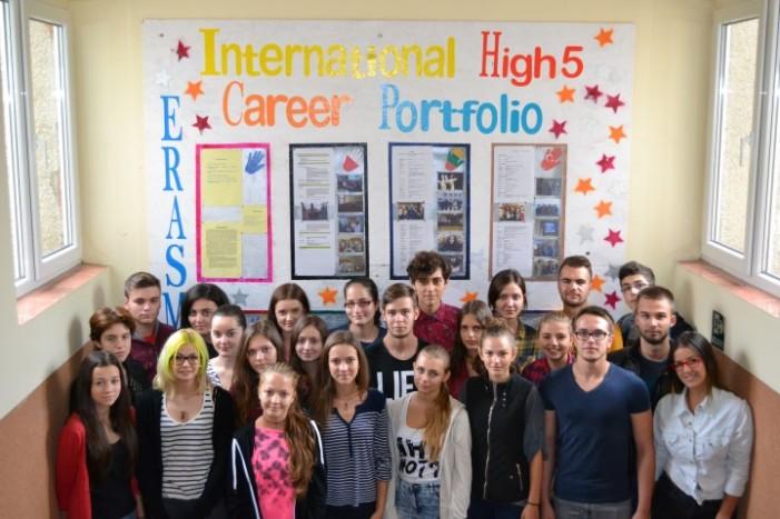 Oaspeți din cinci țări vor vizita Liceul Teoretic German