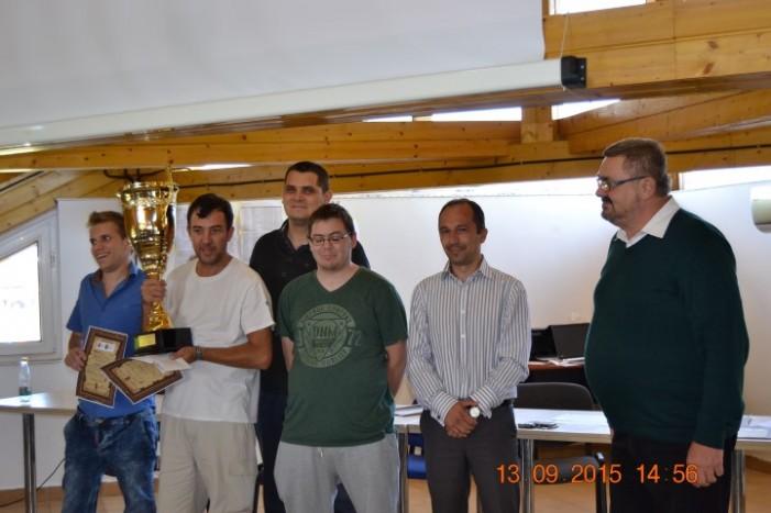 """Turneului internațional de șah """"Cupa Orașului Tășnad"""""""