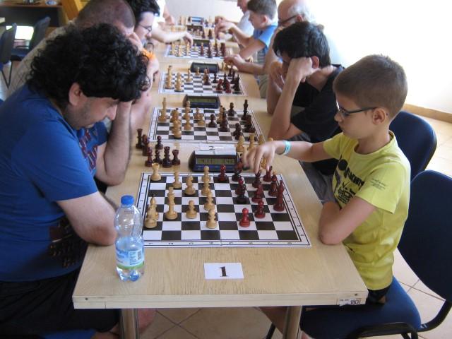 """Concurs Internațional de șah """"Cupa Orașului Tășnad"""", ediția a III-a"""