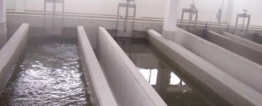 Stație modernă de tratare a apei potabile în localitatea Doba