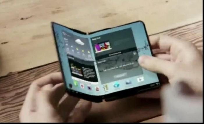 Când va fi lansat primul telefon cu ecran flexibil?