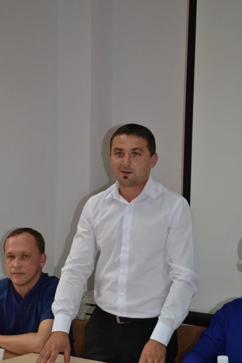 Sergiu Stan, reales președinte al Organizației de Tineret a PSD Negrești-Oaș