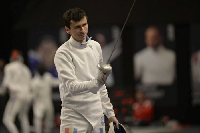 Adrian Pop a câștigat Cupa României la spadă individual