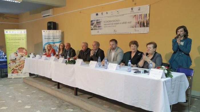 Trei Structuri de Economie Socială, inaugurate la Turț  printr-un proiect al ASSOC