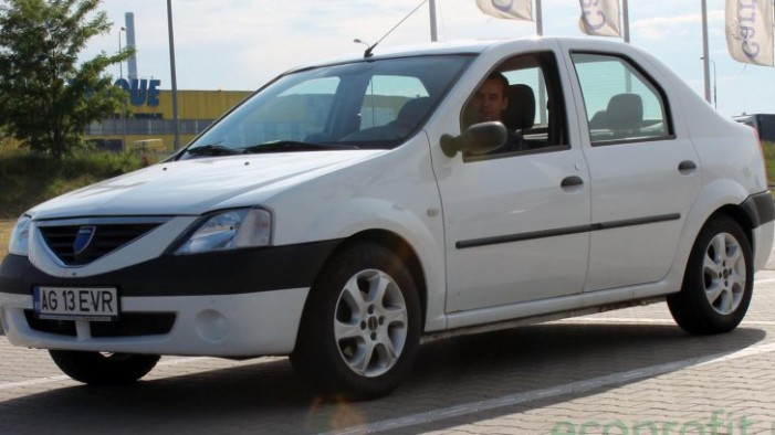 Vezi primul Logan care consumă 1 euro la 100 km