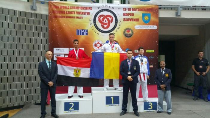 Opt medalii pentru delegația sătmăreană la Campionatul Mondial de Karate din Slovenia