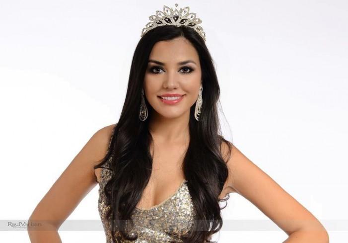 """Natalia Oneț este """"Miss World East Europe"""""""