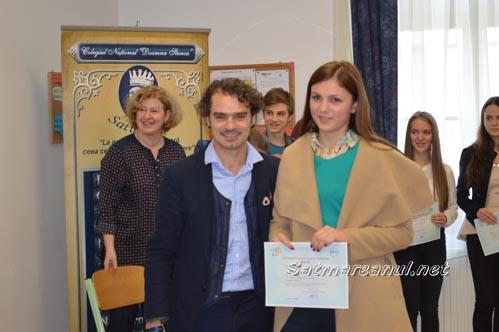 Diplome DELF la Doamna Stanca (Foto&Video)
