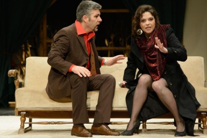 """""""O scrisoare pierdută"""", pe scena Teatrul Național din Budapesta"""