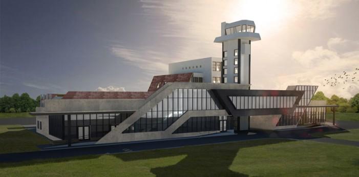 Vezi cum va arăta aeroportul Satu Mare după modernizare