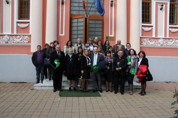 Reprezentanții APM-urilor din cinci județe s-au întâlnit la Satu Mare