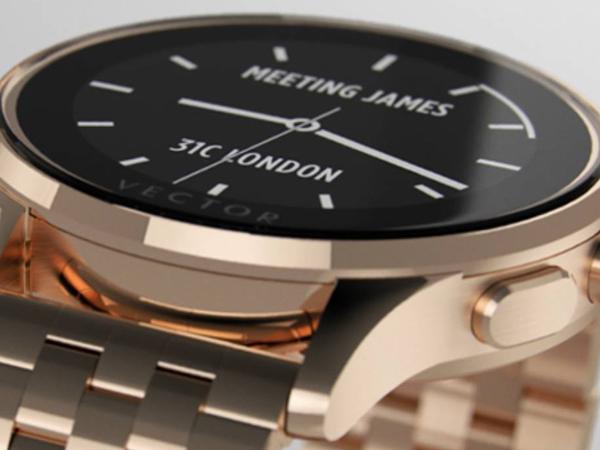 Ceasurile inteligente Vector, dezvoltate de la zero în România