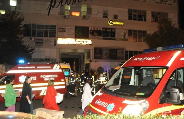 """Un martor al tragediei din București: """"Cum m-a ocolit moartea pe 30 octombrie"""""""