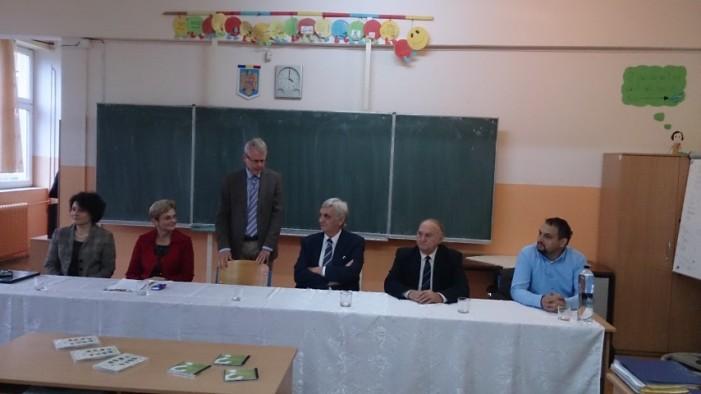 Consulul Germaniei a înmănat diplome DSD elevilor de la Liceul Teoretic German