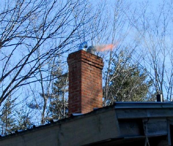Coșurile de fum construite necorespunzător, pot duce la tragedii