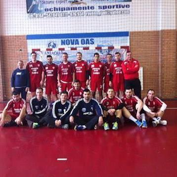Handbal: CSU Poli II Timișoara-CSM Satu Mare 35-39