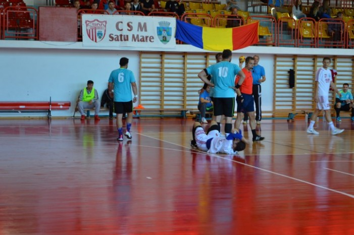 Handbal: CSM Satu Mare-HC Argeș Pitești 33-24