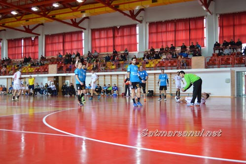 Handbal: CSM Satu Mare-HCM Sighișoara 37-27 (video)