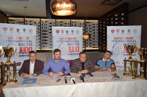 Satu Mare International Masters Judo Championship, la a II-a ediție (video)