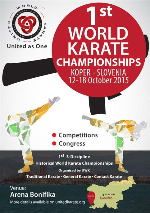 Karateka de la CSM Satu Mare s-au calificat în finalele Campionatului Mondial din Slovenia