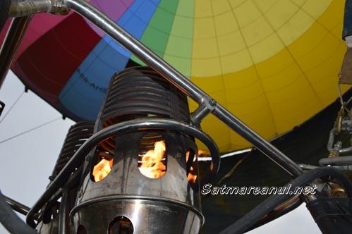 Cinci minute în balon (Foto&Video)