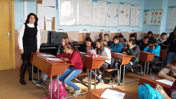 Programe de prevenire a consumului de droguri la Şcoala din Păuleşti
