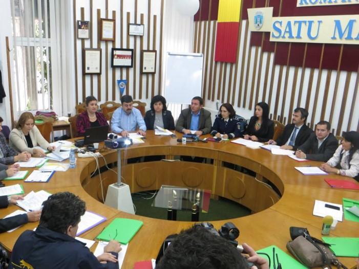 """Contractarea serviciilor sociale, tema unei dezbateri organizate de asociația """"Stea"""""""