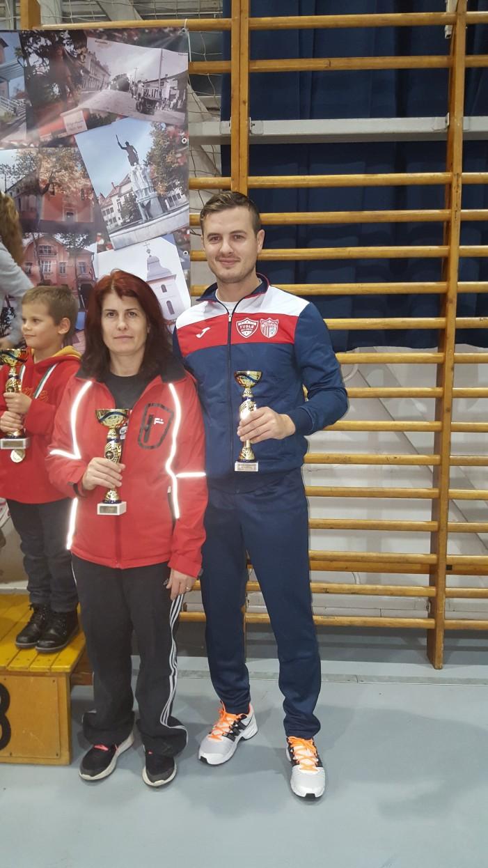 13 medalii pentru CSM Satu Mare la un turneu de judo organizat în Ungaria