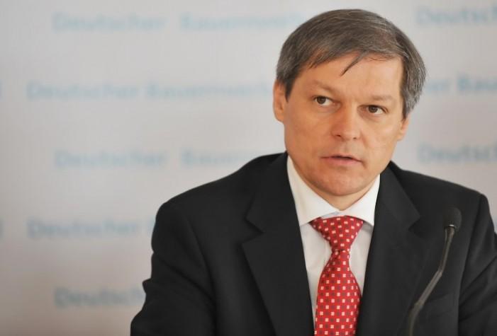 Dacian Cioloș va face o vizită oficială la Paris