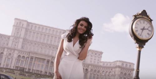 Miss World 2015: Vezi clipul oficial de promovare a Nataliei Oneț (Foto&Video)