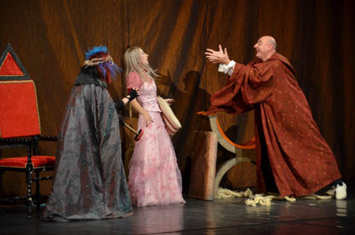 Spectacolele Teatrului de Nord în luna decembrie