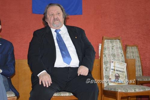 Acad. dr. Virgil Enătescu, la pragul celor 75 de ani