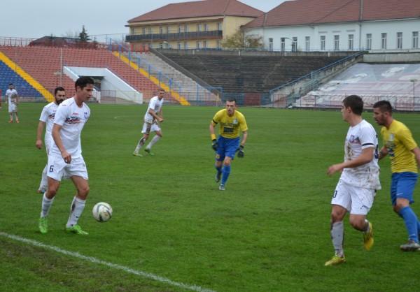 Olimpia a învins FC Bihor cu 5-0