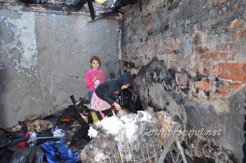 Incendiu pe strada Corvinilor (Foto&Video)