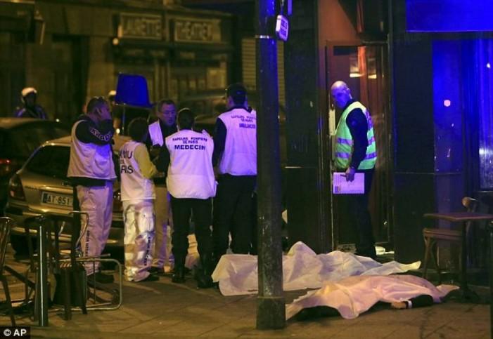 Masacru la Paris: Peste 140 de oameni au murit în urma unor atentate teroriste