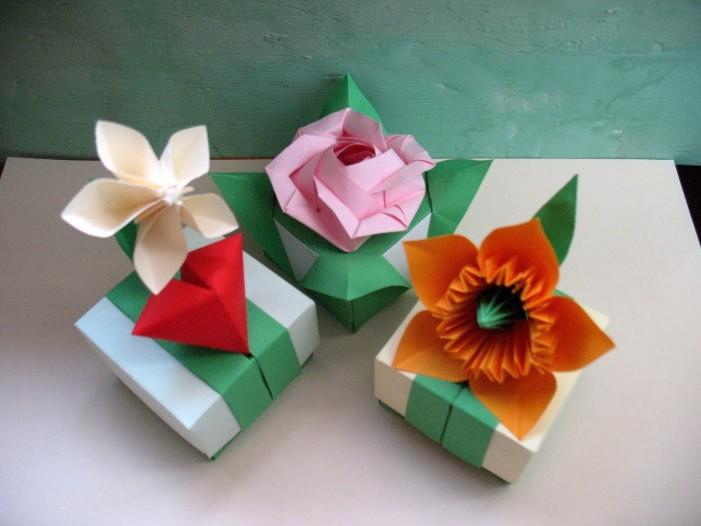 Terapie prin origami la secția de Psihiatrie