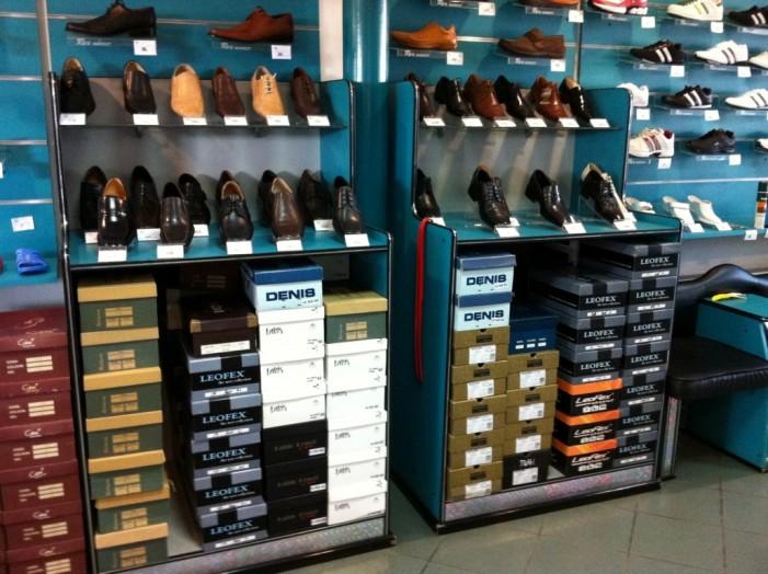Magazinele de pantofi, verificate de Protecția Consumatorilor