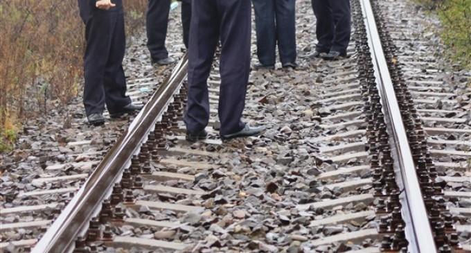 Bătrân accidentat mortal de trenul București-Satu Mare