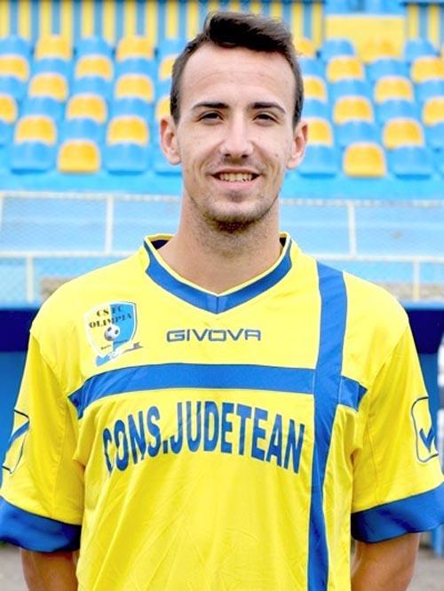 Fotbalistul Alex Boștină a plecat de la Olimpia