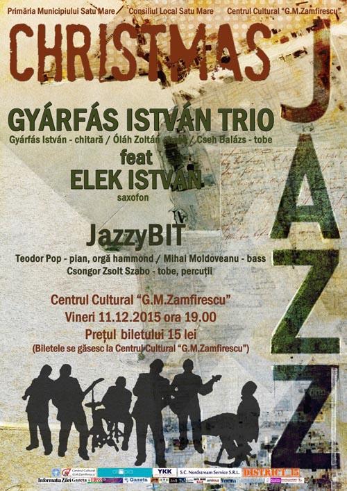 """Conversații esențiale, teatru și jazz, organizate de Centrul Cultural """"G. M. Zamfirescu"""""""