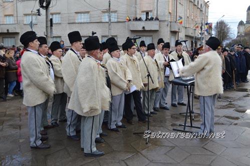 Recital susținut de Corul Bărbătesc din Finteușu Mare (video)